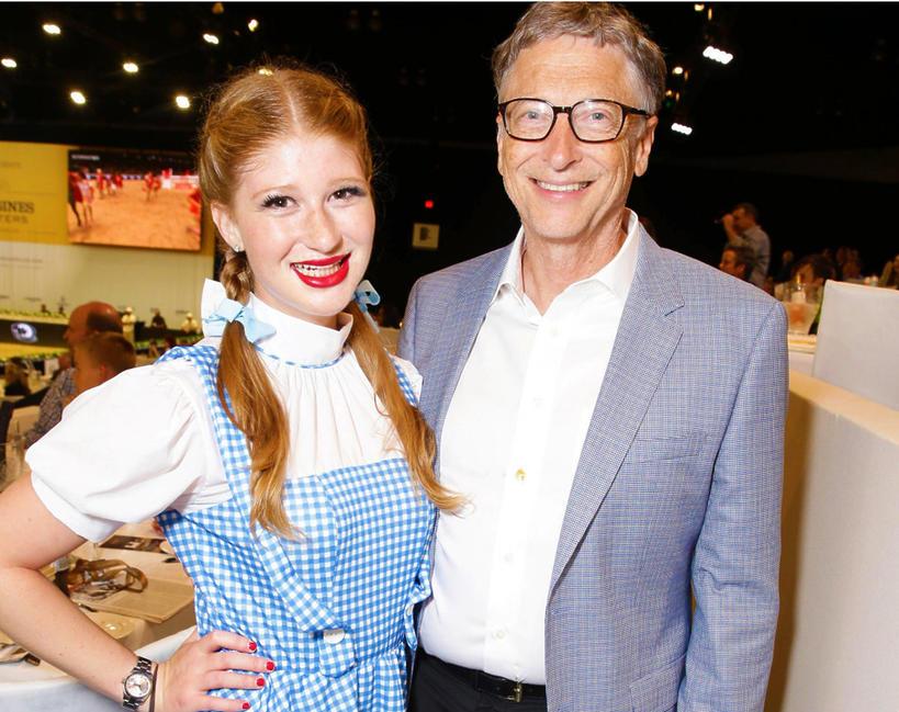 Bill Gates, Jennifer Gates