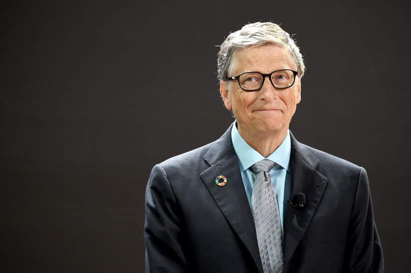 Bill Gates - teorie spiskowe