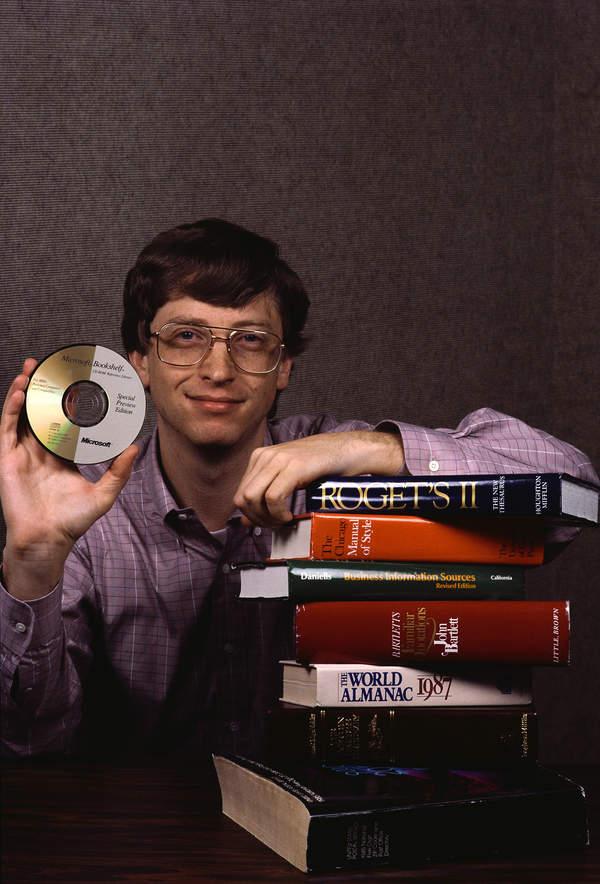 Bill Gates w młodości. Jak dorobił się fortuny?