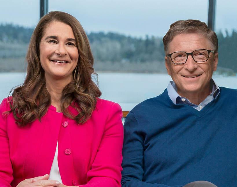 Bill Gates, żona Melinda