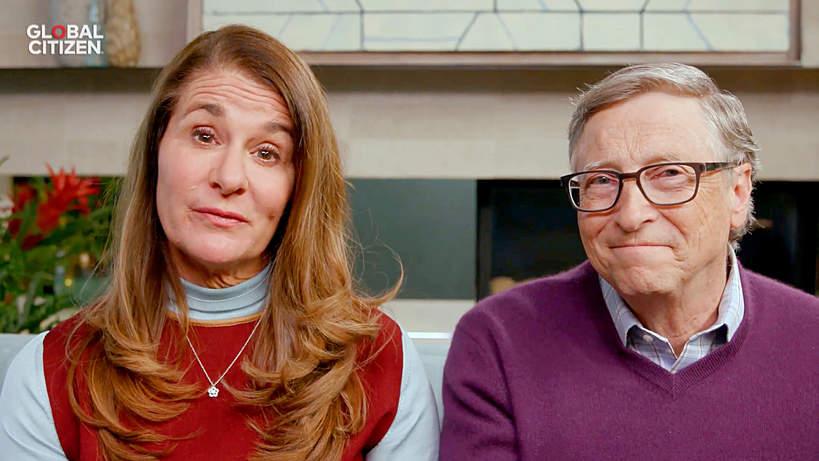 Bill Gates, żona Melinda rozwodzą się