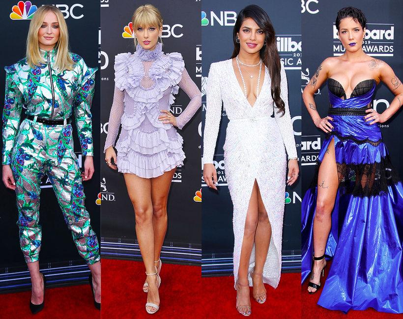 Billboard Music Awards 2019, stylizacje gwiazd
