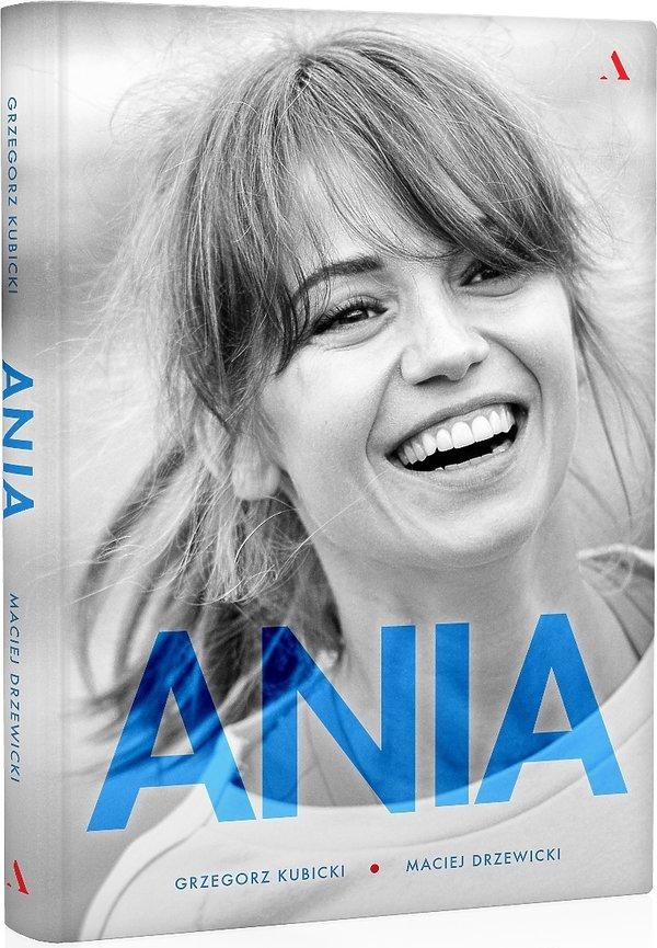 Biografia Anna Przybylska okładka