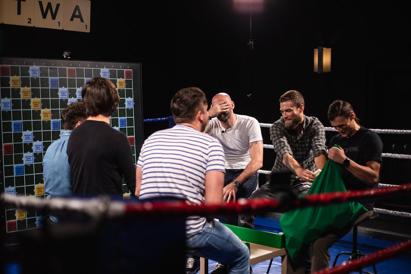 Bitwa Scrabble