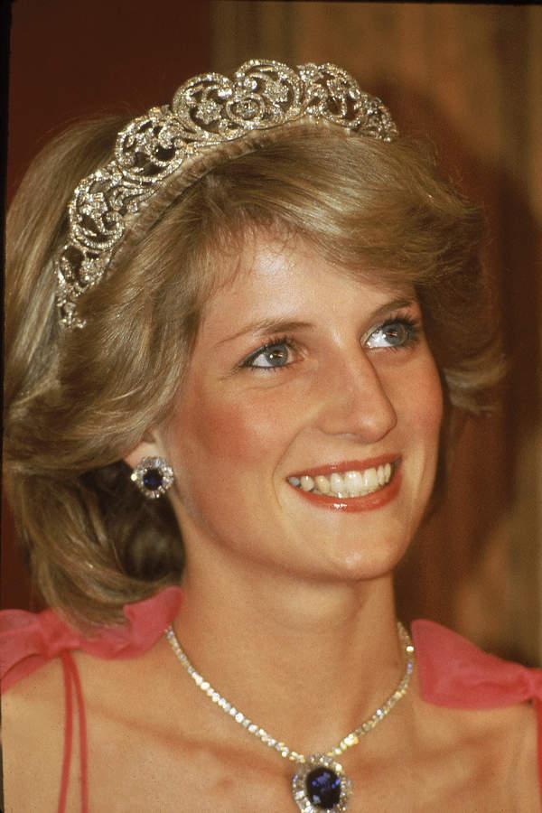 Biżuteria księżnej Diany
