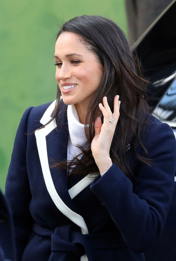 Biżuteria Meghan Markle: bransoletka