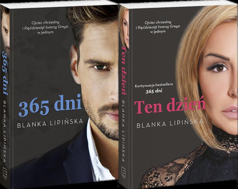 Blanka Lipińska, książki