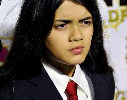 Co dzieje się z najmłodszym synem Michaela Jacksona?! Zachowanie Blanketa niepokoi jego rodzinę!