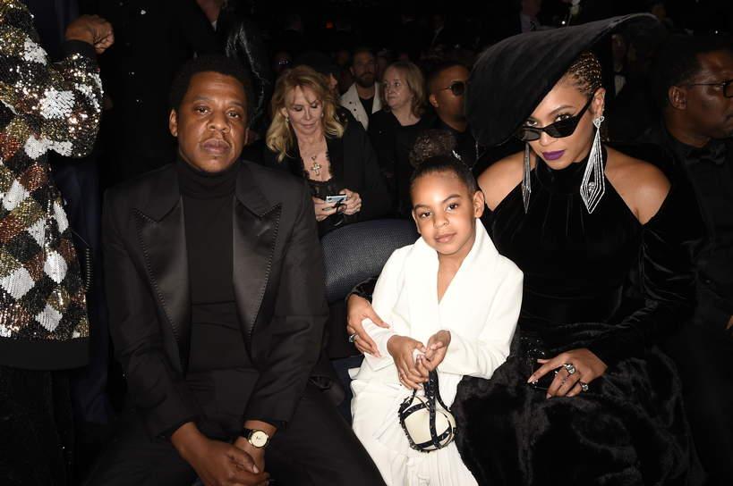 Blue Ivy Carter - córka Beyonce i Jay-Z