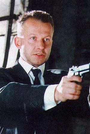 Bogusław Linda w filmie Psy 2