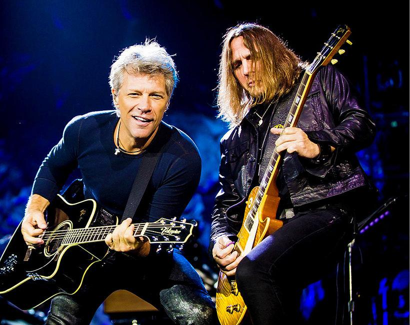 Bon Jovi zagra w Polsce