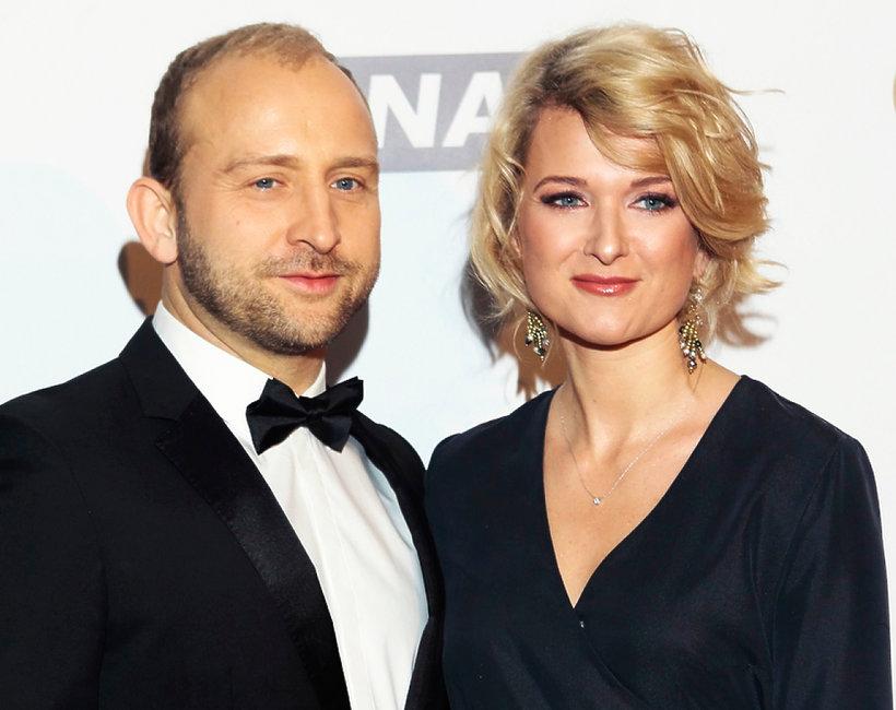 Borys Szyc i Justyna Nagłowska, Orły 2019