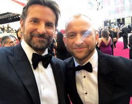 Borys Szyc z największymi gwiazdami Hollywood na Oscarach!