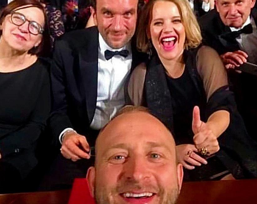 Borys Szyc, Tomasz Kot, Joanna Kulig