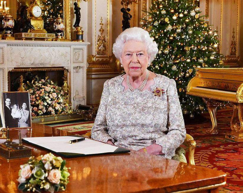 Boże Narodzenie królowa Elżbieta II, święta w Pałacu Buckingham