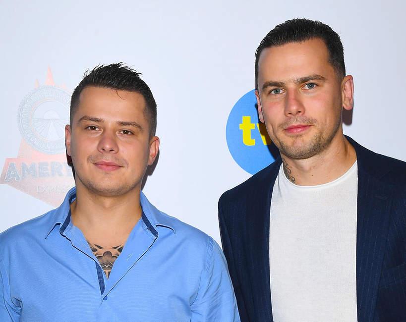 Bracia Collins, Rafał Collins, Grzegorz Collins
