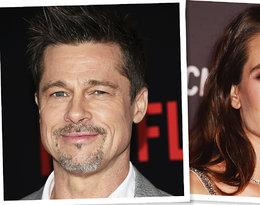 """Brad Pitt ma romans z księżną Charlotte Casiraghi? """"Nikt nie mógł uwierzyć, że widzimy ich razem"""""""