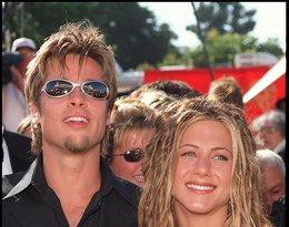 Brad Pitt fryzury jak jego dziewczyny