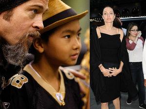 Brad Pitt i Angelina Jolie rozwodzą się!