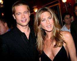 Jennifer Aniston nosi pierścionek zaręczynowy od Brada Pitta?!