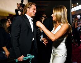 Brad Pitt zrezygnował z powrotu do Jennifer Aniston przez byłą żonę?!