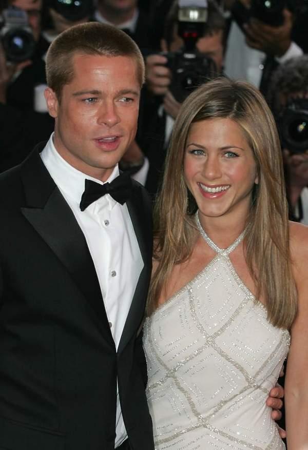 Brad Pitt, Jennifer Anniston
