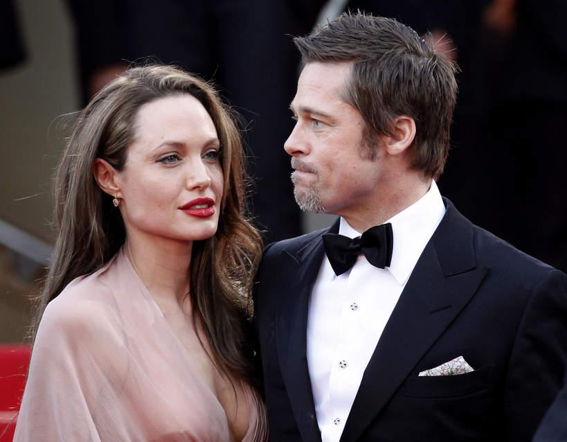 Brad Pitt wygrał w sądzie z Angeliną Jolie. Ma prawo do opieki nad dziećmi