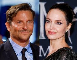 Angelina Jolie i Bradley Cooper mają romans? Brad Pitt ostrzega aktora...