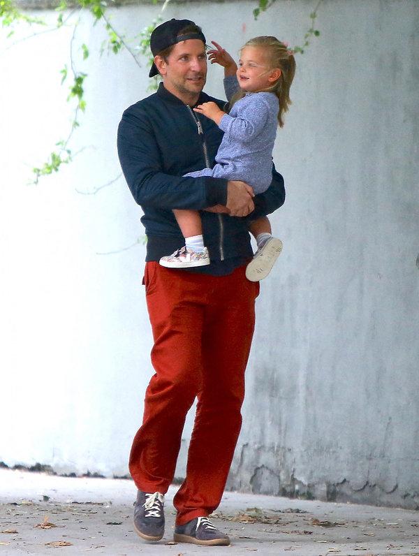 Bradley Cooper, córka