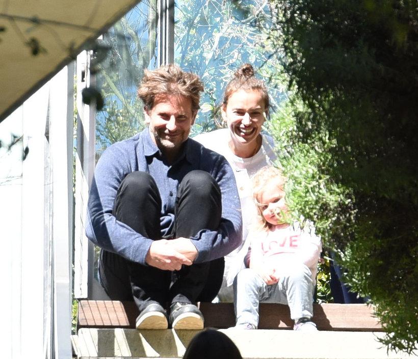 Bradley Cooper i Irina Shayk kochają się