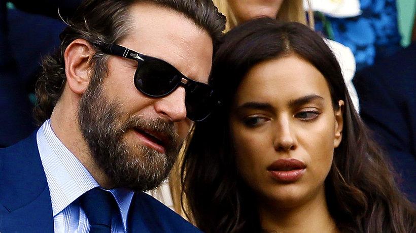 Bradley Cooper i Irina Shayk MT