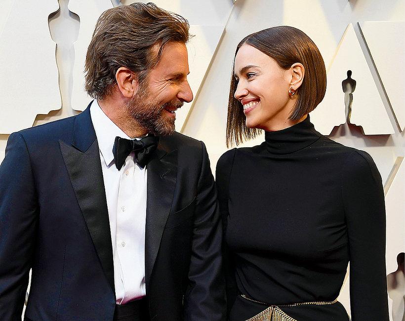 Bradley Cooper i Irina Shayk, Oscary 2019