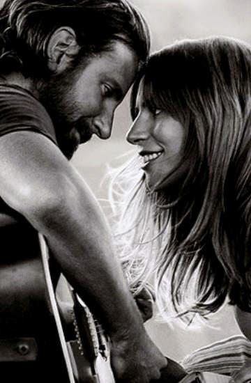 Bradley Cooper, Lady Gaga, film Narodziny gwiazdy