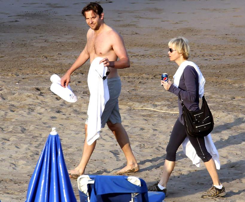 Bradley Cooper, Renee Zellweger, wakacje w Meksyku 2010