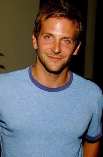 Bradley Cooper w młodości