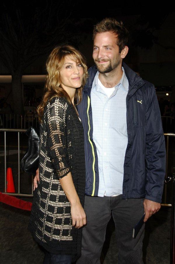 Bradley Cooper z byłą żoną Jennifer Esposito