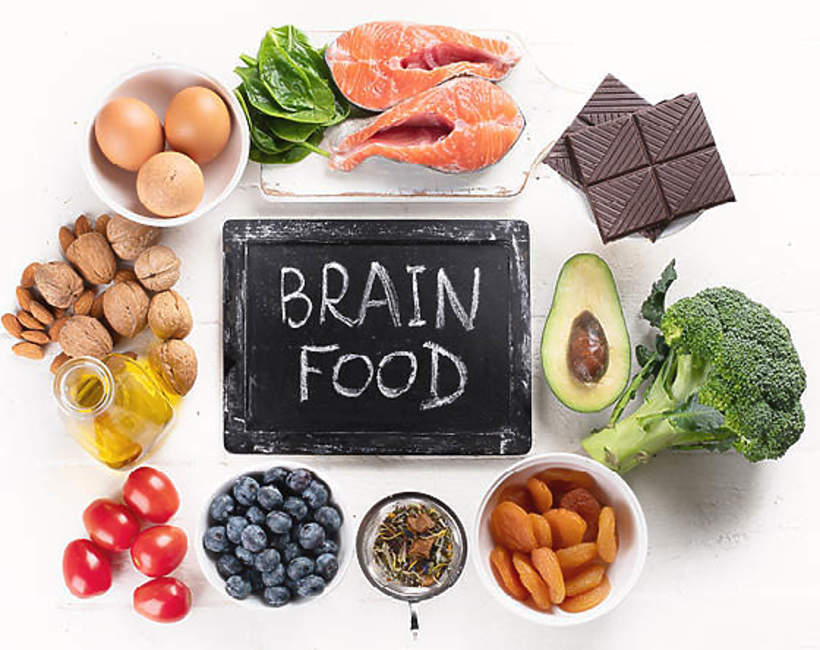 Brain food dla mózgu