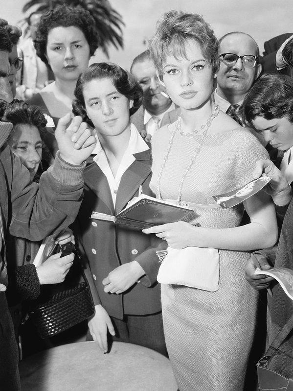 Brigitte Bardot, Festiwal filmowy w Cannes