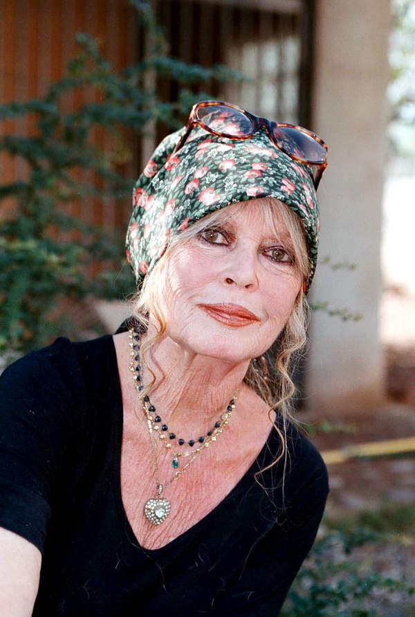 Brigitte Bardott 2020 rok