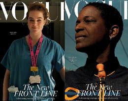 Przełomowe okładki brytyjskiego Vogue'a w dobie koronawirusa!