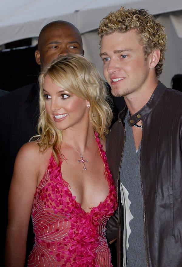 Britney Spears i Justin Timberlake razem