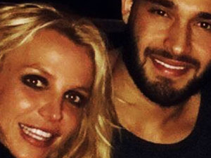 Britney Spears i Sam Aghari