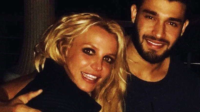 Britney Spears i Sam Aghari MT