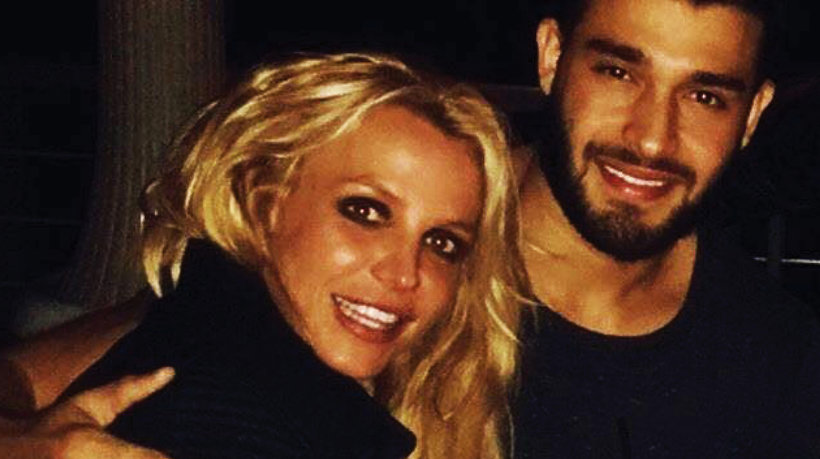 Britney Spears i Sam Aghari MT