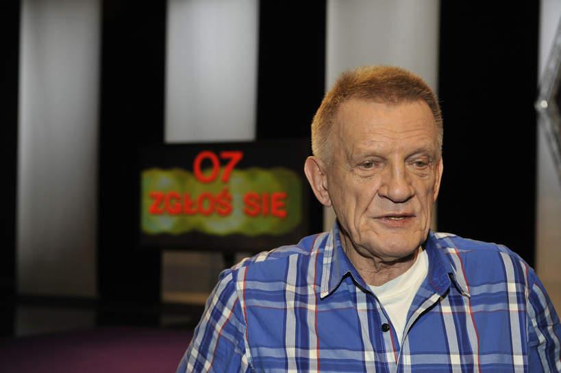 """Bronisław Cieślak. Jubileusz 40-lecia serialu """"07 zgłoś się"""""""