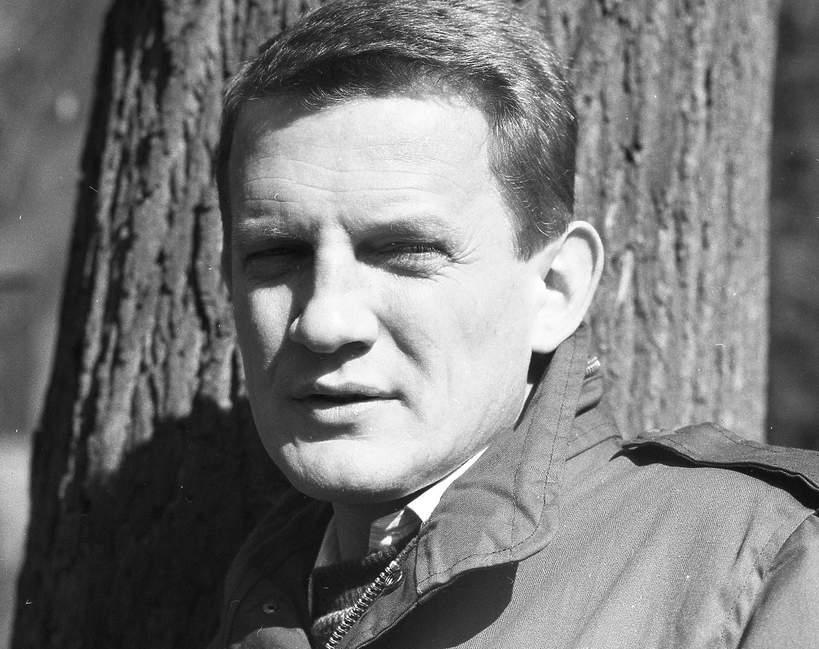 """Bronisław Cieślak w serialu """"07 zgłoś się"""""""