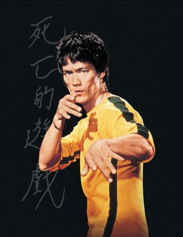 Bruce Lee za wcześnie umarł