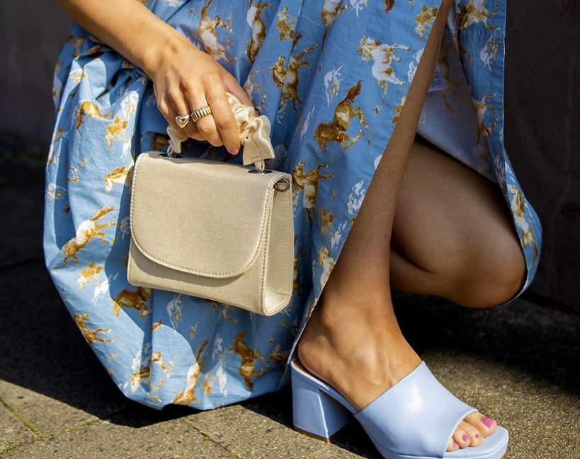 Brytyjska blogerka Sara Louise Thomas z dodatkami z kolekcji Jenny Fairy