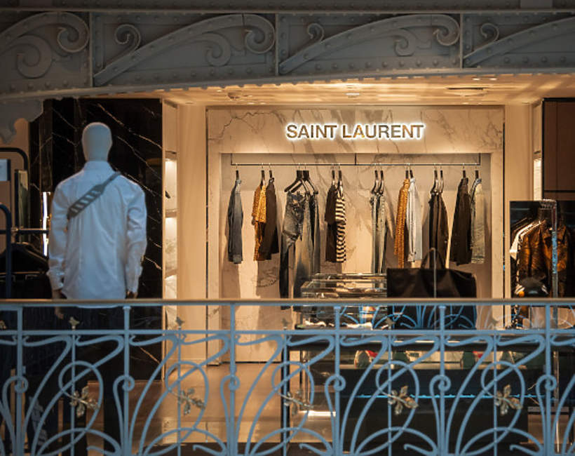 Butik Yves Saint Laurent 2