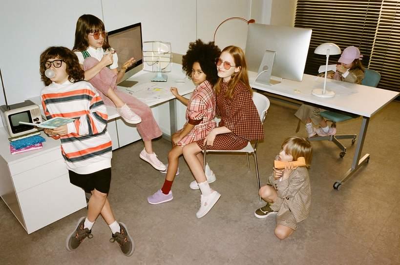 Buty dziecięce w CCC